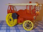 Minic Clockwork Traction Engine