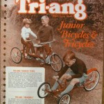 Tri-ang Bicycles And Tricycles - Courtesy Andy Doran